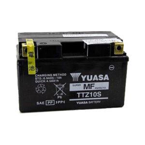 YUASA Maintenance Free κλειστού τύπου YTZ10S(TTZ10S) 12V 9.1AH