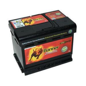 Banner Running Bull EFB 56000 12V 60AH
