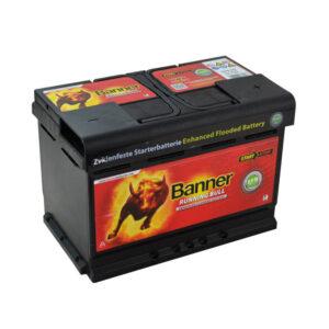 Banner Running Bull EFB 57000 12V 70AH