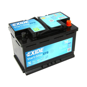 Exide ECM Start & Stop EL700 12V 70AH
