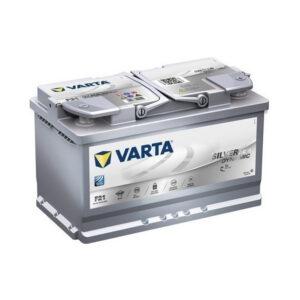Varta Start-Stop Plus F21 12V 80AH