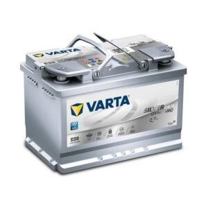 Varta Start-Stop Plus E39 12V 70AH