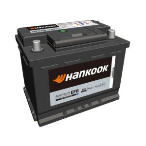 Hankook EFB SE56010 12V 60AH