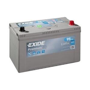 Exide Premium EA954 12V 95AH