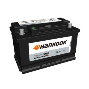 Hankook MF56077 12V 60AH