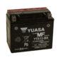Μπαταρία Μοτο YUASA Maintenance Free κλειστού τύπου YTX12-BS 12V 10.5AH