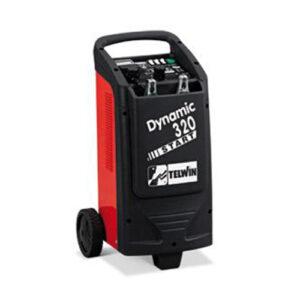Telwin DYNAMIC 320 START 230V 12-24V P.N. 829381