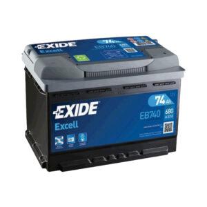 Exide-Excell-EB740-12V-74AH
