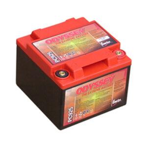 Odyssey stamatopoulos battery moto